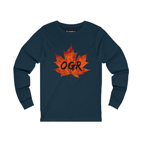 The Big Maple Long Sleeve