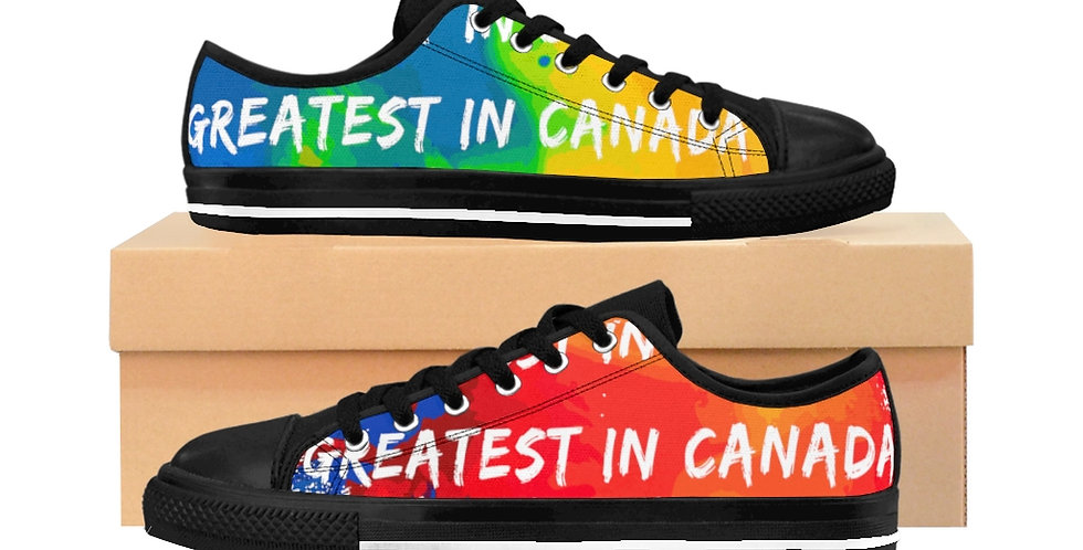 Greatest In Canada Low Tops