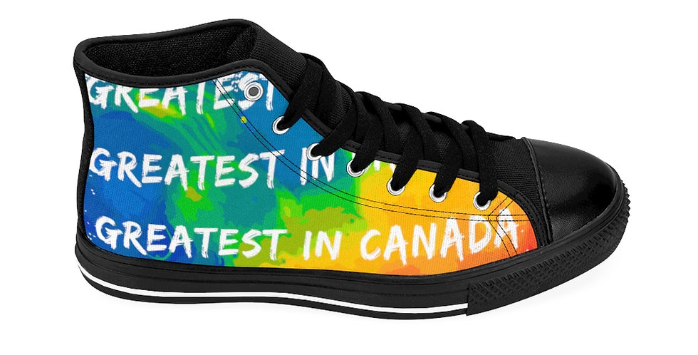 Greatest In Canada High Tops