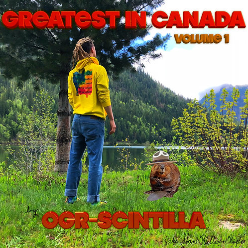 Digital Download - Greatest In Canada Volume. 1