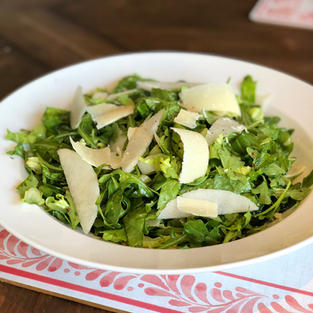 🌱Arugula Salad With Korean Pear