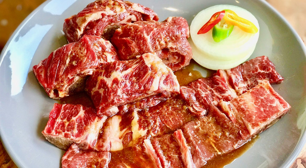 AUTHENTIC Galbi BBQ Grilled Beef Short Ribs (갈비구이); (갈비 양념 황금레시피); Korean BBQ MARINADE & How To Cut Galbi Short Ribs; (갈비 만들기)