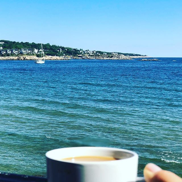 My morning coffee w the Atlantic Ocean...jpg