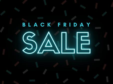 Dette element gør Black Friday til den perfekte salgsdag