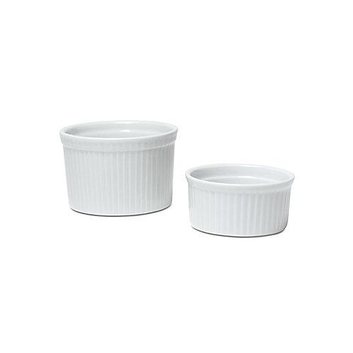 White China Ramekin