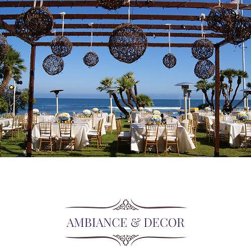 Ambiance & Decor