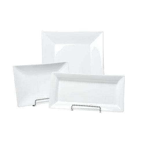 White China Platters
