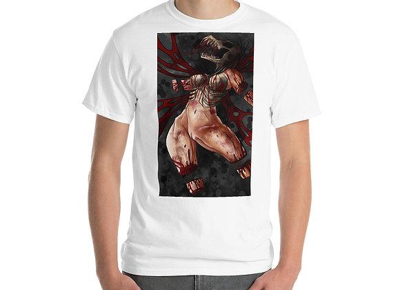 Blood Wings Short Sleeve T-Shirt