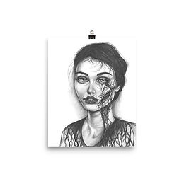 """Her Nature"" Print"