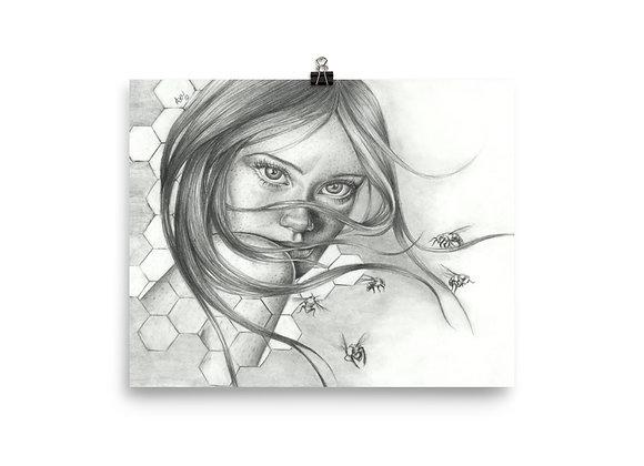 """Hive"" Print"