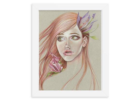 """Growth"" Framed Print"