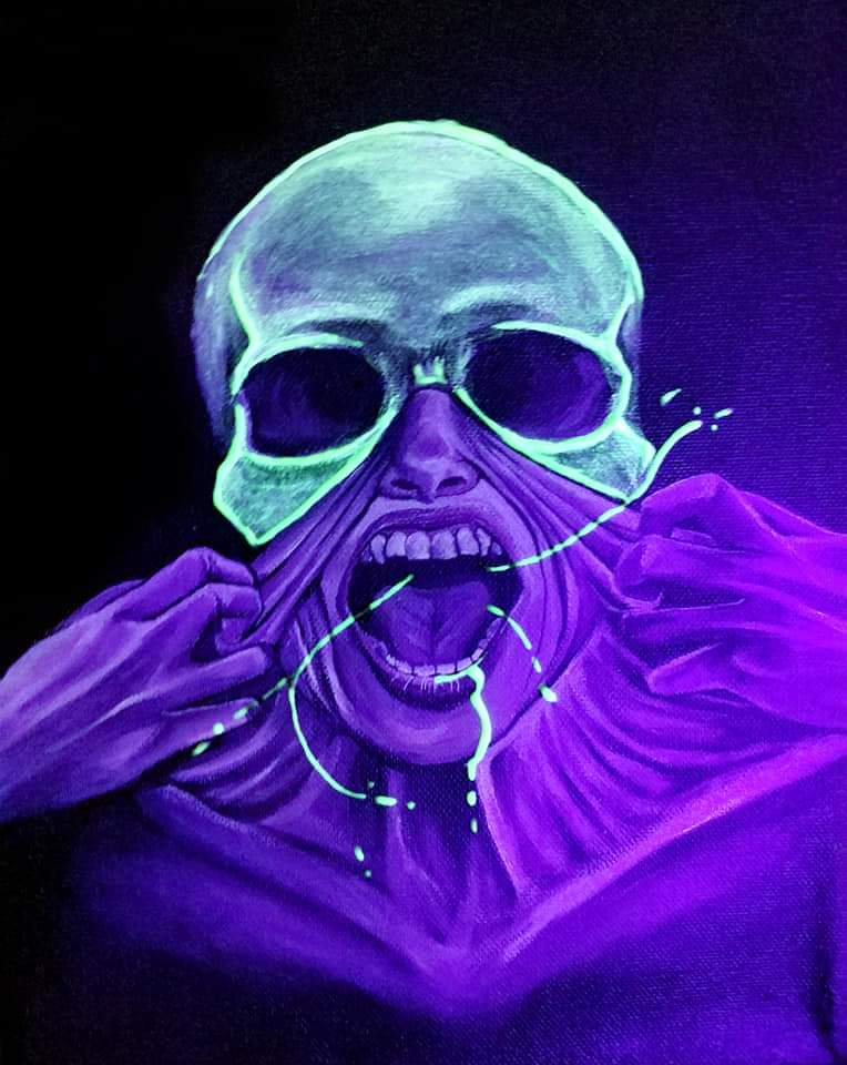 Scream UV
