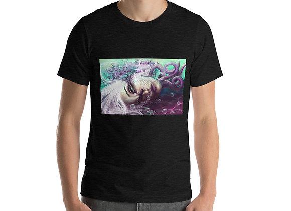 """Inhabitants in Ruins"" Short-Sleeve Unisex T-Shirt"