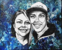 Brian and Jill