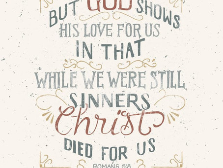 While Still Sinners