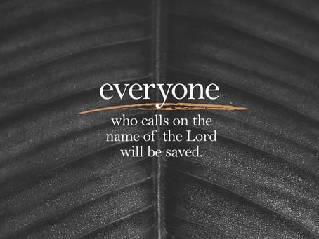 All Who Call