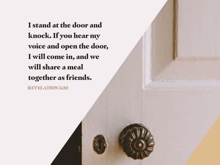 Knock, Knock, Knocking