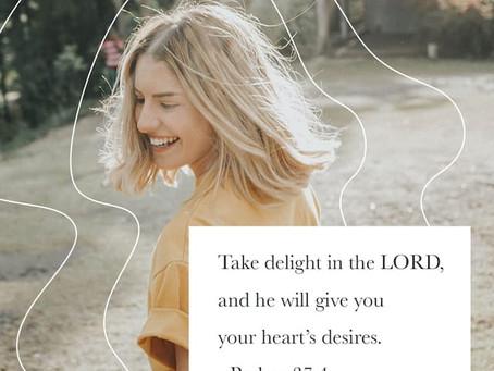 Take Delight
