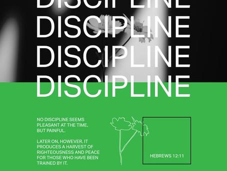 Righteousness thru Discipline