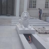 מולה לבן מדרגות