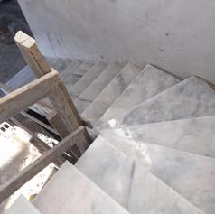 מדרגות מולה וויט
