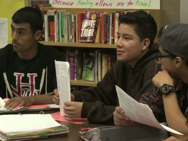 OIHS Featured on the PBS Newshour!