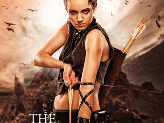 Cover Reveal for The Emperor's Arrow!