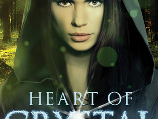 Heart of Crystal is coming!