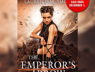 The Emperor's Arrow is On Sale!