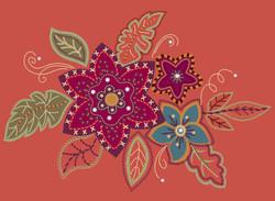 fall flowers_russian poppy