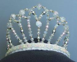 Deluxe Princess tiara_front