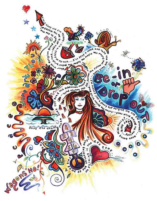 T-shirt art A