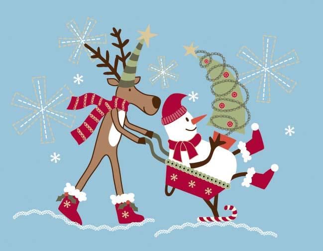 reindeer delivery