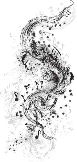 musical abstract2