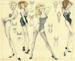Guess lingerie