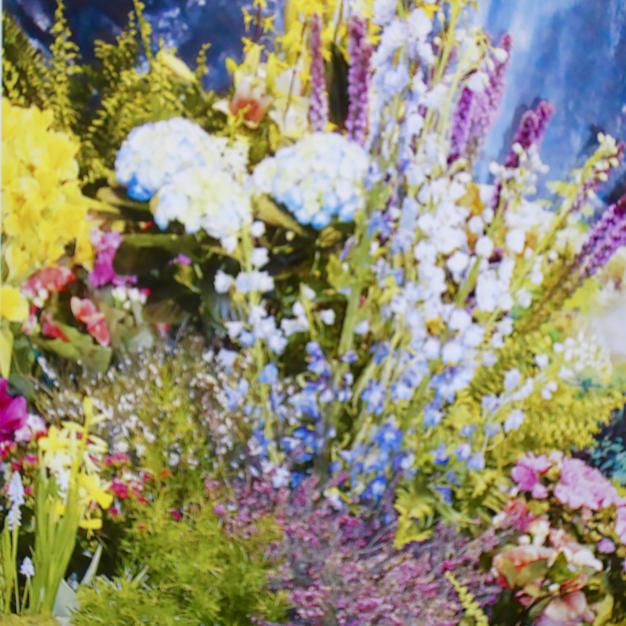 Floral - Wanda Brown