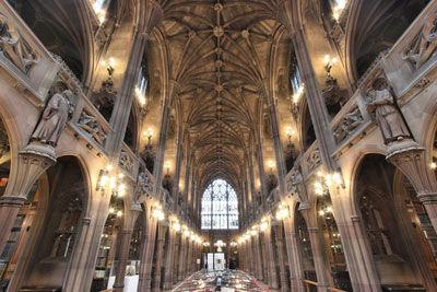 The Rylands Library, Manchester, U.K.