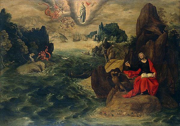 St. John at Patmos