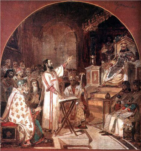 First Ecumenical Council