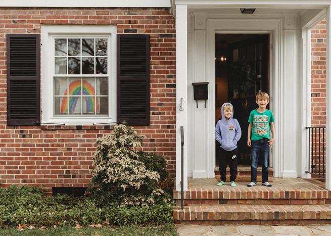 Front Porch Visit