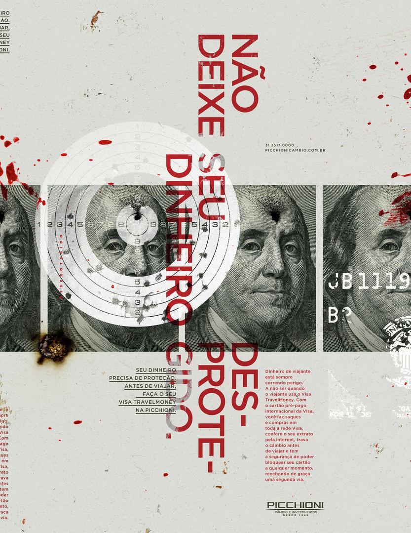 Money Unprotected - USA