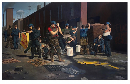 Standing Down (Ferguson)