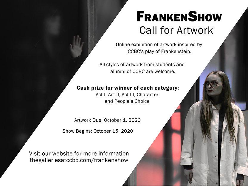 FrankenShow Poster