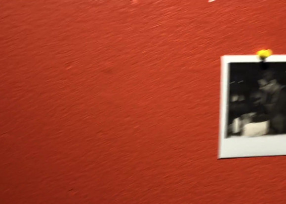 Video of the Polaroid Wall