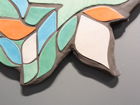 Detail of Untitled