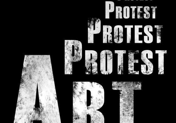 Protest Art Showcard