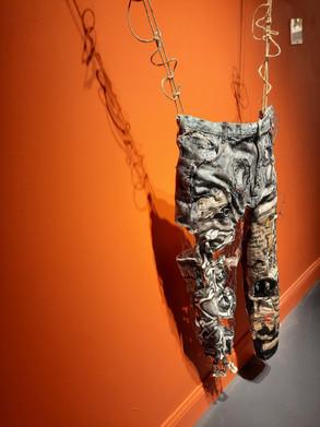 Pants Portrait