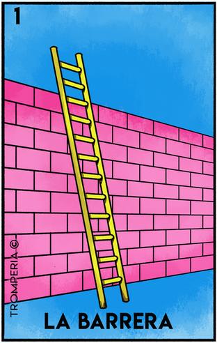 La Barrera (The Wall)