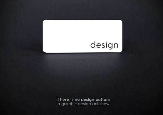 There is no Design Button