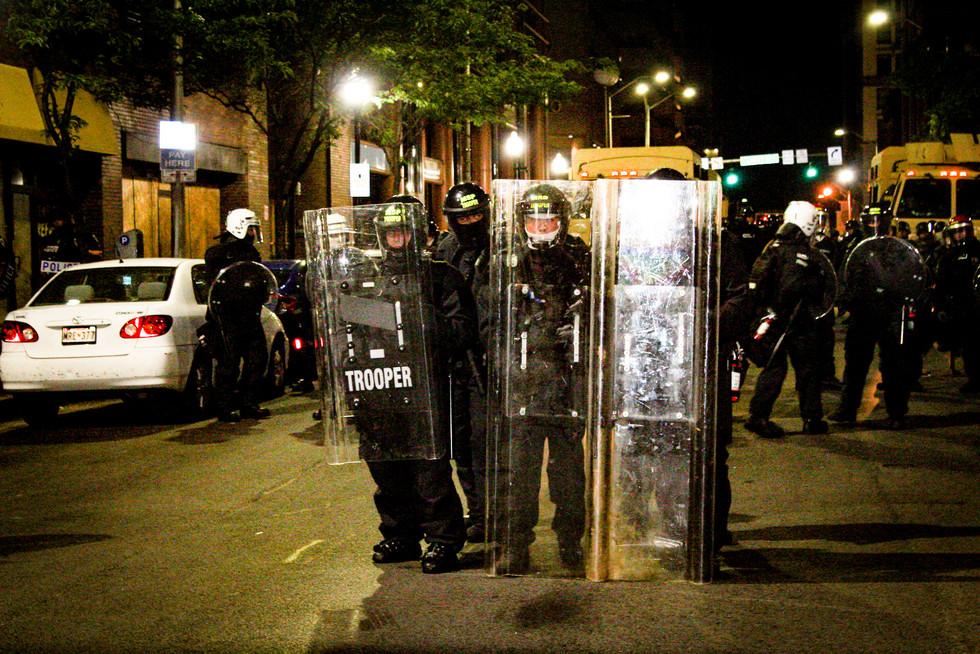 Baltimore George Floyd Protest